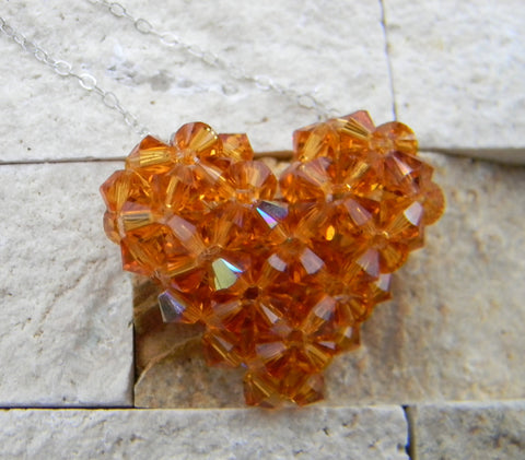 Topaz Heart (November)