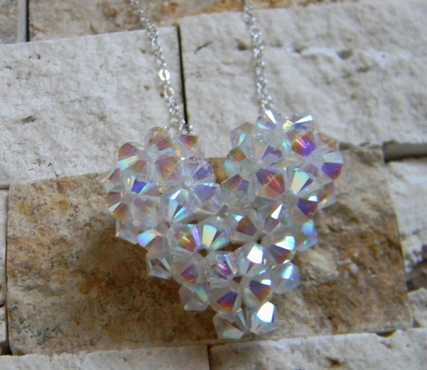 My Heart Crystal Pendant - Alva