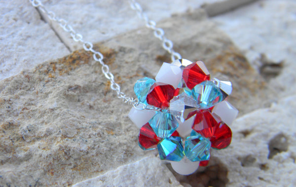 Crystal Ball Pendant - Celebration
