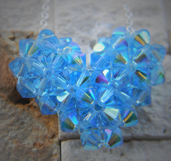 Aquamarine Heart (March)