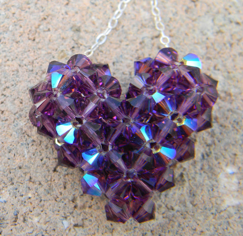Custom Hearts - Birthstone Heart (1-Color)
