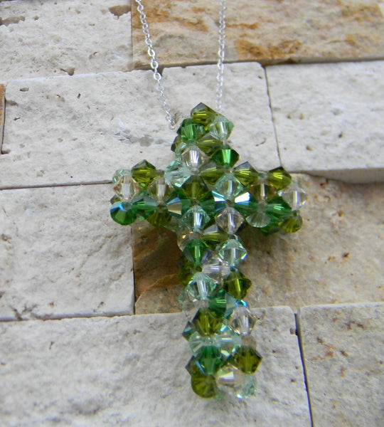 My Cross Crystal Pendant - My Cross Crystal Pendant - My Hope