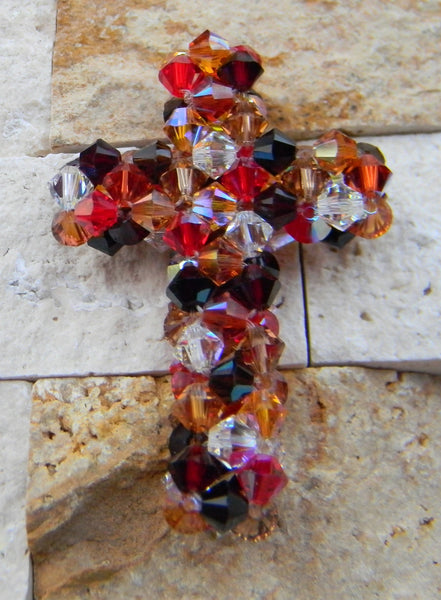 My Cross Crystal Pendant - My Cross Crystal Pendant - My Humanity