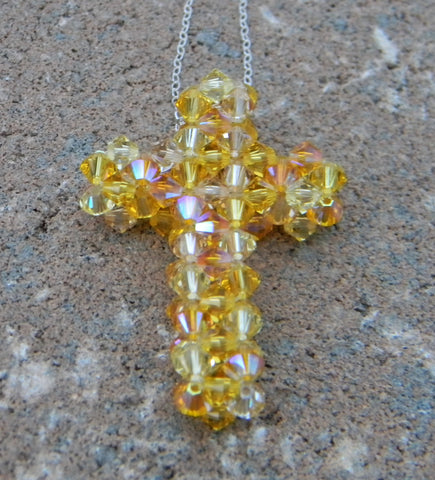 My Cross Crystal Pendant - My Cross Crystal Pendant - My Praise