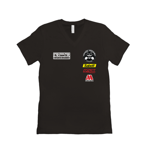 Rynoz Rub / Track Monkey Event Shirt - WOMEN's V-NECK