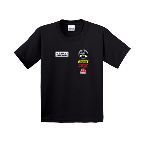 Rynoz Rub / Track Monkey Event Shirt - KID's CREW NECK