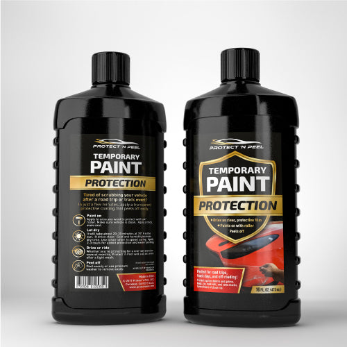Temporary Paint Protection - 16 FL OZ
