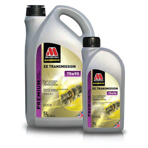 EE Transmission Oil 75w90