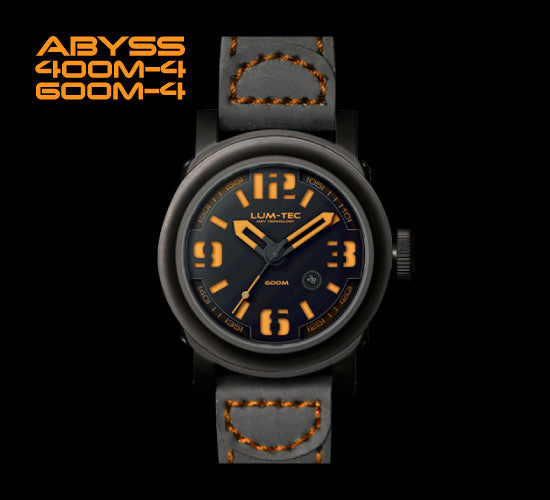 ABYSS 400M-4 and 600M-4