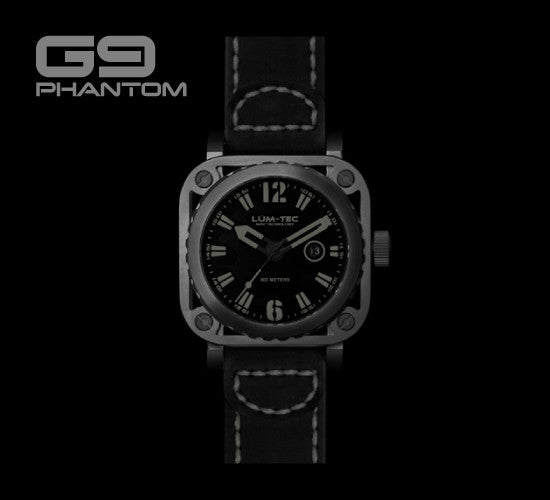 G9 PHANTOM (Black PVD)