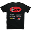 Rynoz Rub / Track Monkey Event Shirt - MEN's CREW NECK