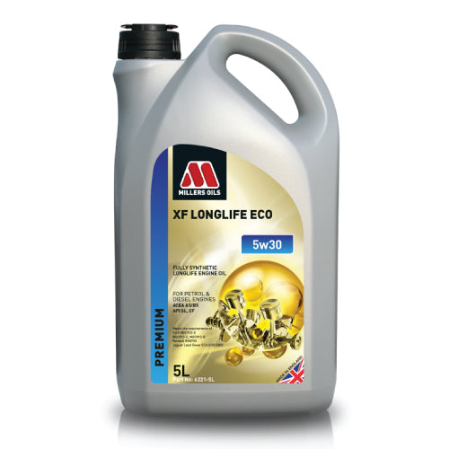 Millers Oils XF LONGLIFE ECO 5w30