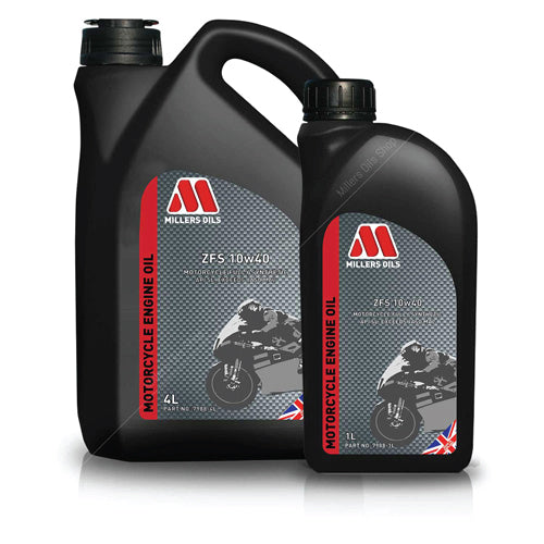 ZFS 10w40 Motorcycle Oil