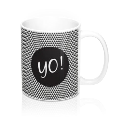 Yo! Coffee Mug 11oz