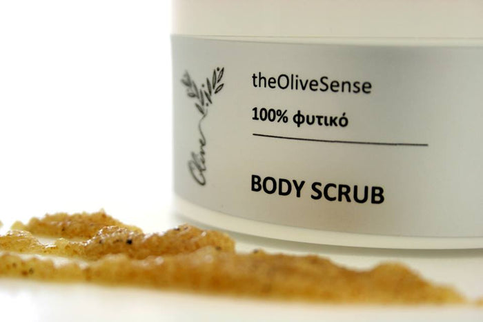 100% Natural Body Scrub