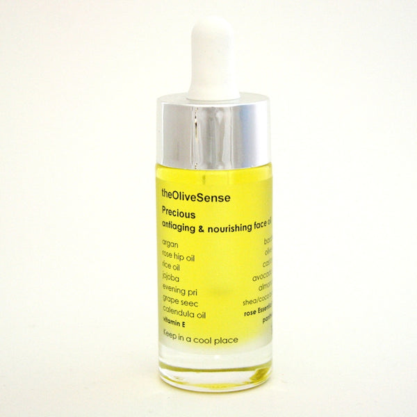 """Precious"" – antiaging and nourishing blend of 15 precious oils (15 ml)"