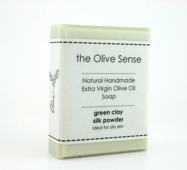 Green Clay & Silk 50gr