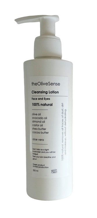 Cleansing Lotion for Face & Eyes (DIS)
