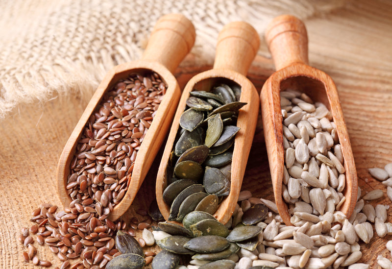 3 Seeds With Amazing Health Benefits to Add to Your Diet