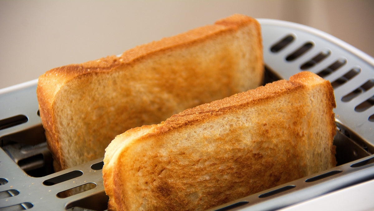 Buttered Toast:  A Timeline