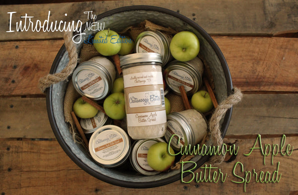 Cinnamon Apple Butter Spread - The Chattanooga Butter Company - 2