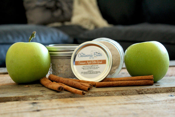 Cinnamon Apple Butter Spread - The Chattanooga Butter Company - 3