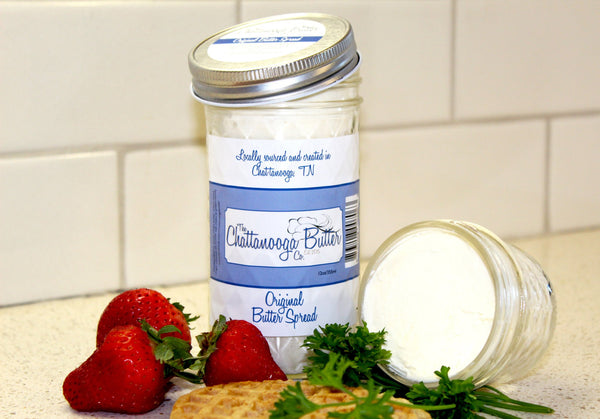 Original Coconut Oil & Grass-Fed Butter Spread - The Chattanooga Butter Company - 2