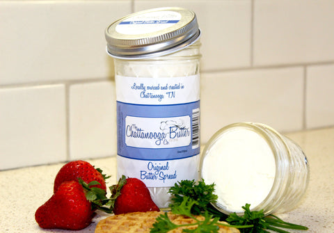 Original Coconut Oil Chattanooga Butter - The Chattanooga Butter Company
