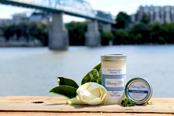Original Coconut Oil & Grass-Fed Butter Spread - The Chattanooga Butter Company - 1