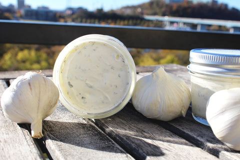 Roasted Garlic Butter - The Chattanooga Butter Company - 1