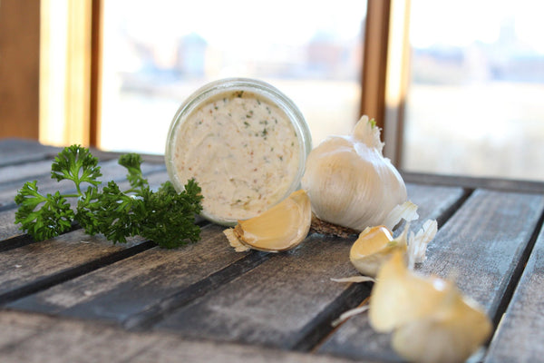 Roasted Garlic Butter - The Chattanooga Butter Company - 4