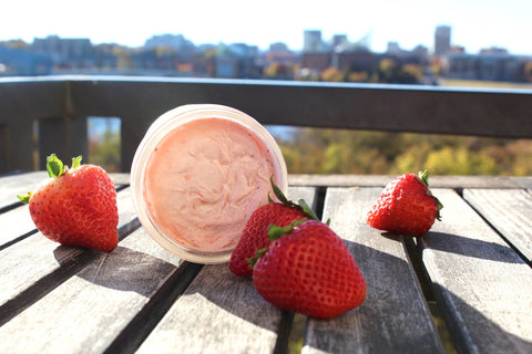 Strawberry Butter - The Chattanooga Butter Company - 1