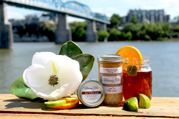 Sweet Tea Butter Spread - The Chattanooga Butter Company - 1