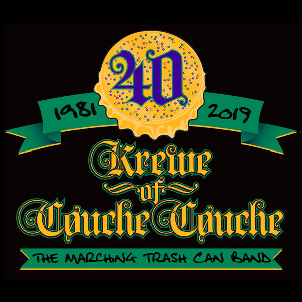 Krewe of Couche Couche — Year 40