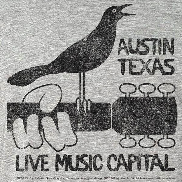 Austin Grackle Woodstock