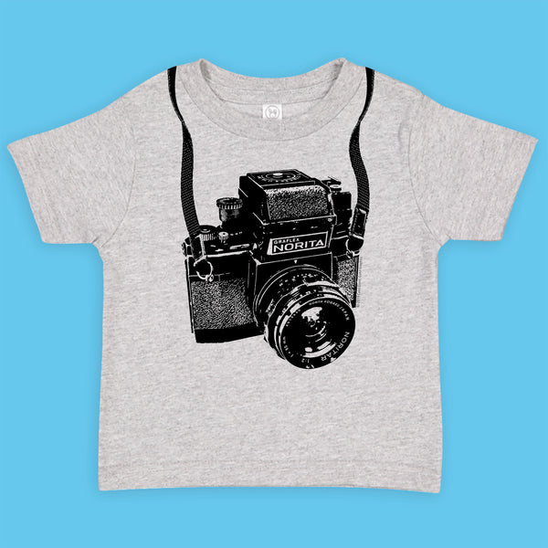 Camera Toddler T-Shirt