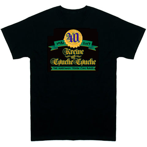 KoCC Year 40 T-Shirt