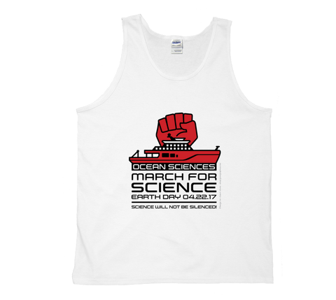 Ocean Sciences March For Science - Light Tank