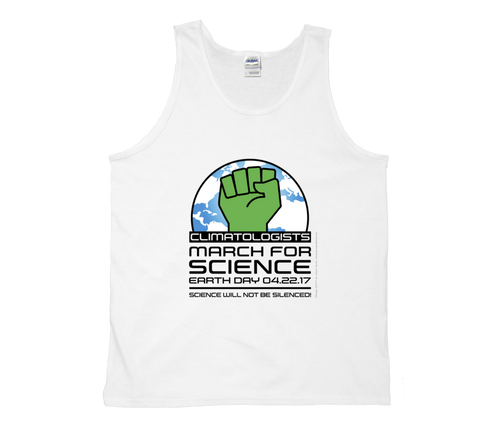 Climatologists March For Science - Light Tank