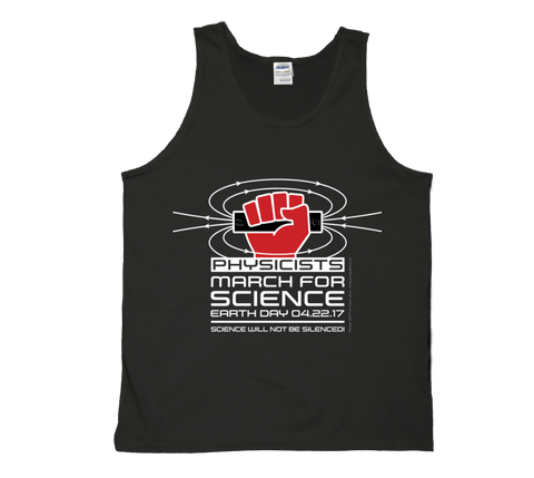 Physicists March For Science - Dark Tank