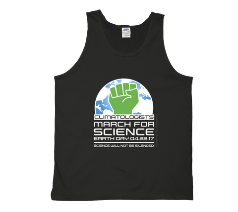 Climatologists March For Science - Dark Tank