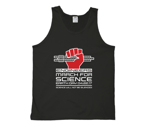 Engineers March For Science - Dark Tank