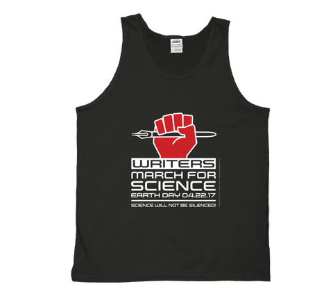 Writers March For Science - Dark Tank