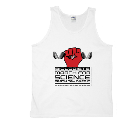 Biologists March For Science - Light Tank