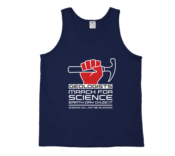 Geologists March For Science - Dark Tank