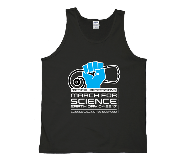 Medical March For Science - Dark Tank