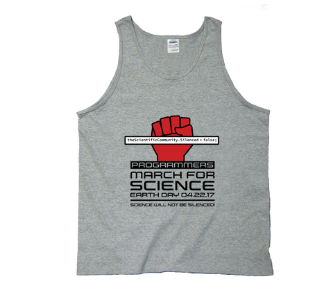 Programmers March For Science - Light Tank