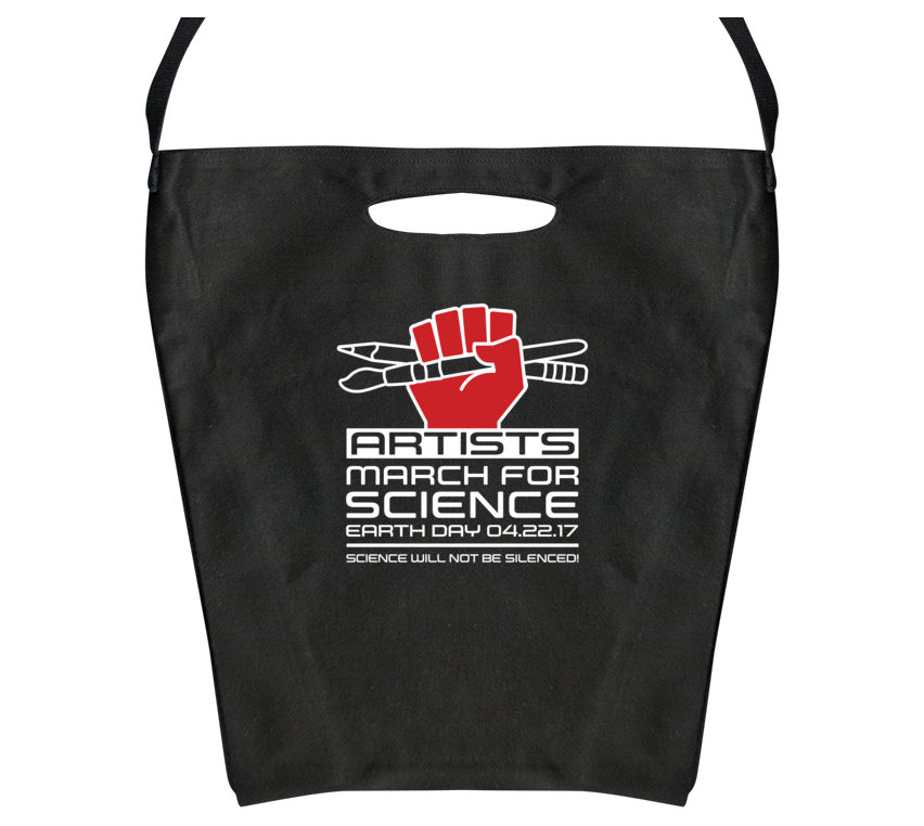 Artists March For Science — Tote