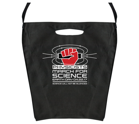 Physicists March For Science — Tote
