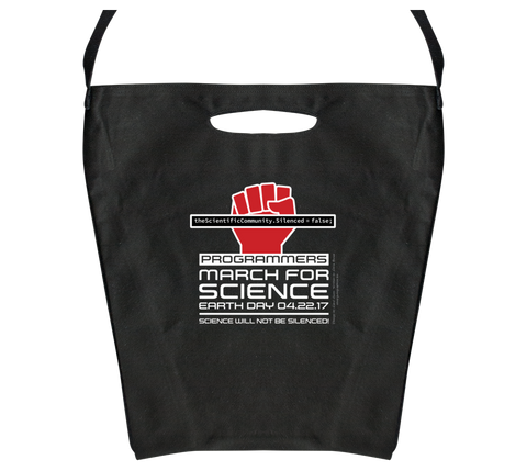 Programmers March For Science — Tote